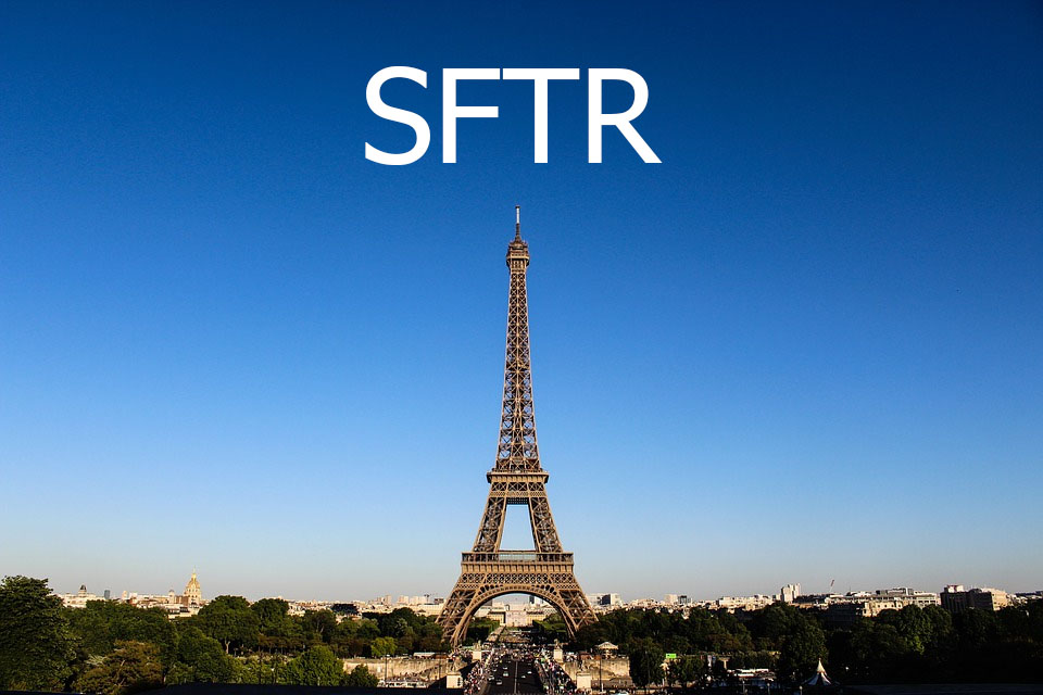 SFTR – Collateral Reuse (rehypothecation)
